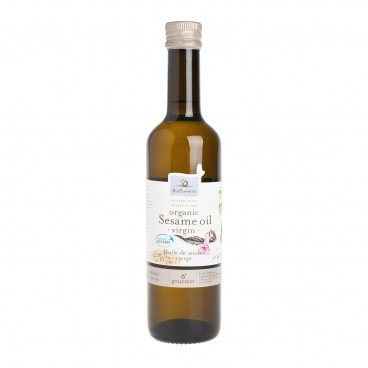 BIO PLANETE Organic Virgin Cold Pressed Sesame Oil 500ML