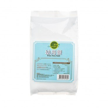 GREEN DOT DOT - Fine Sea Salt - 500G