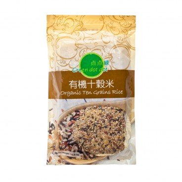 ORGANIC TEN GRAINS RICE