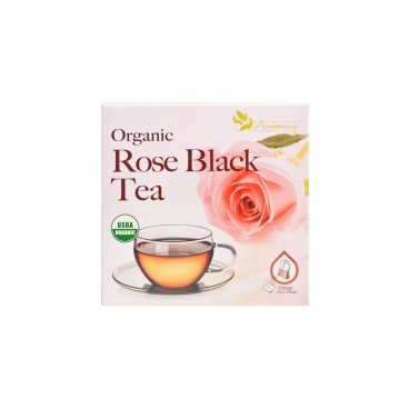 ORGANIC ROSE BLACK TEA