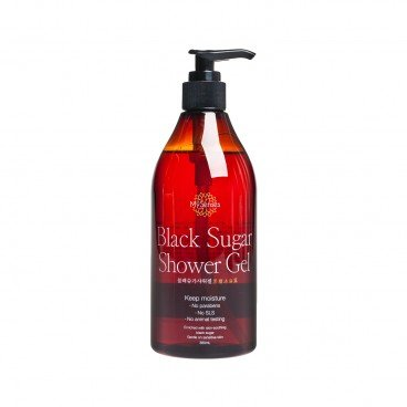 BLACK SUGAR SHOWER GEL