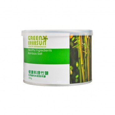GREEN SUN Bamboo Salt 300G