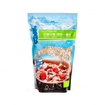 ICE FIELD Finland Organic 4 In 1 Multigrain Cereal 500G