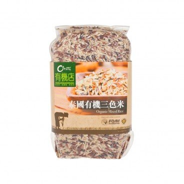 O'FARM Organic Mixed Rice 1KG