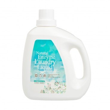 NATURAL ENZYME - Natural Enzyme Laundry Liquid - 1.8L