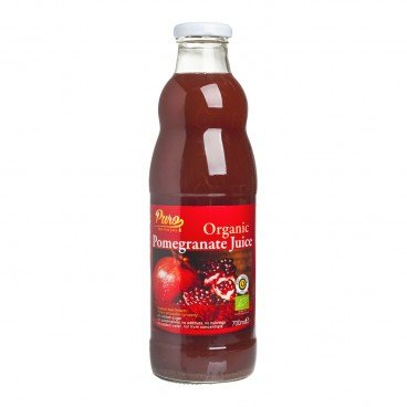 PURO Organic Pomegranate Juice 700ML