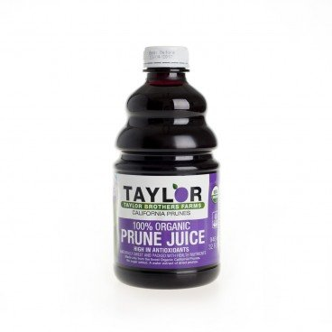 TAYLOR - 100 Organic Prune Juice - 946ML