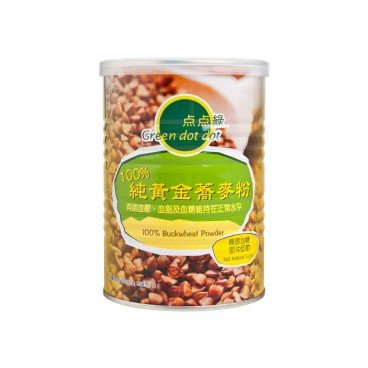 GREEN DOT DOT 100 Buckwheat Powder 350G
