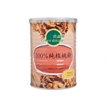 GREEN DOT DOT - 100 Walnut Powder - 400G