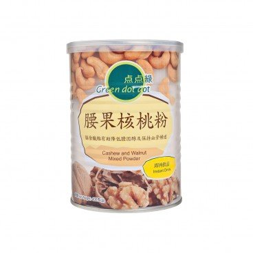 GREEN DOT DOT Cashew And Walnut Mixed Powder 400G