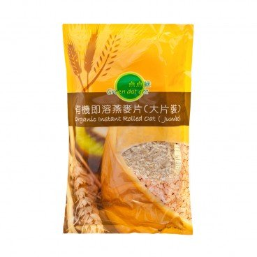 GREEN DOT DOT - Organic Instant Rolled Oat big - 500G
