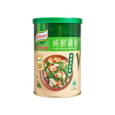KNORR - No Msg Added Chicken Powder - 273G