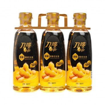 KNIFE - Surpreme Peanut Oil - 900MLX3