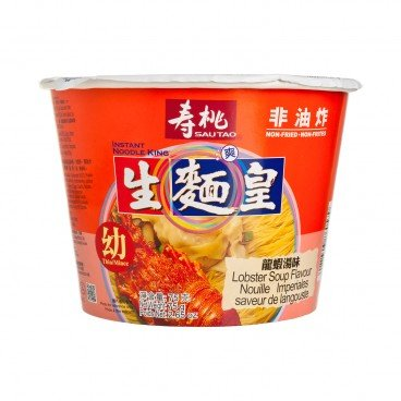 SAU TAO Bowl Ndl King Thin lobster 75G