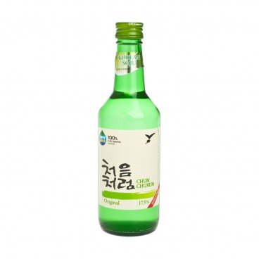 CHUM CHURUM - Soju Original - 360ML