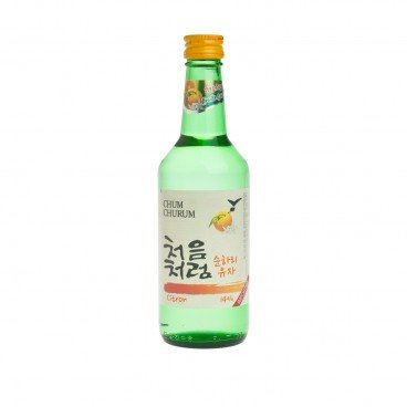 CHUM CHURUM - Soju Citron - 360ML