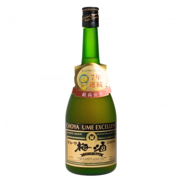 CHOYA Ume Liqeur Excellent 750ML