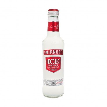 SMIRNOFF ICE Lemon Vodka Bottle 300ML