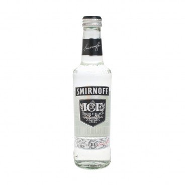 SMIRNOFF ICE - Double Black Bottle - 300ML