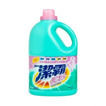 ATTACK Soften in Conc Liquid Detergent 3L