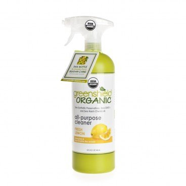 GREEN SHIELD Organic All purpose Cleaner Degreaser 32OZ
