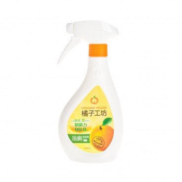 ORANGE HOUSE - Bathroom Cleaner - 480ML