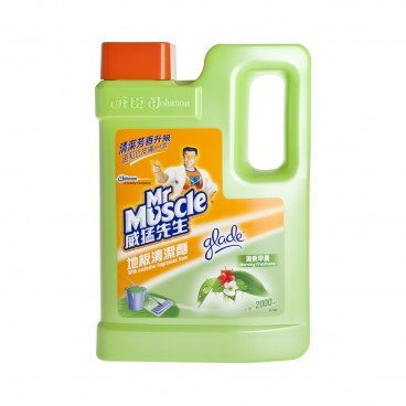 MR MUSCLE Floor Cleaner freshness 2L
