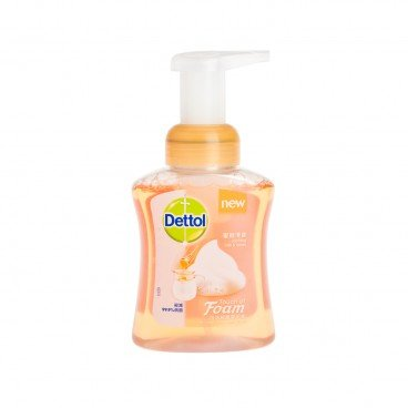 DETTOL - Foam Handwash honey - 250ML