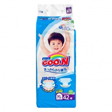 GOO.N大王 Diapers Xl Size 42'S