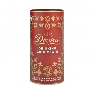 DIVINE - Fair Trade Chocolate Drink Powder - 400G
