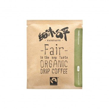 FAIR TASTE Organic Guatemala One Cup Filter Coffee 10G