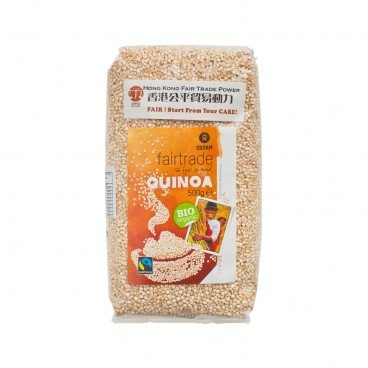 OXFAM FAIRTRADE Fair Trade Organic Quinoa 500G