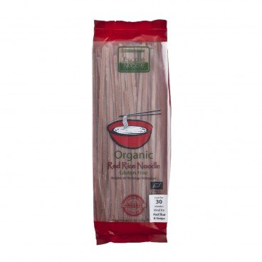 FOODLE NOODLE Organic Red Rice Noodle 220G