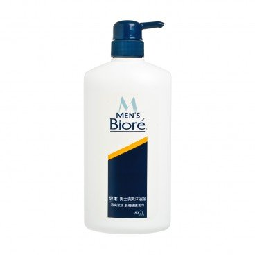 BIORE - Biore Mens Body Foam - 750ML
