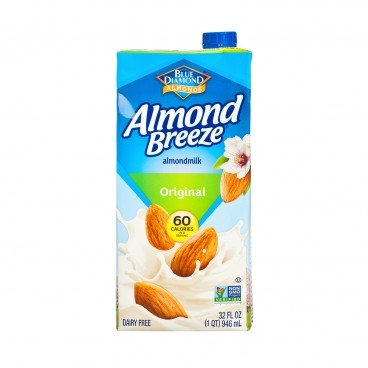 BLUE DIAMOND(PARALLEL IMPORT) - Almond Breeze original - 946ML