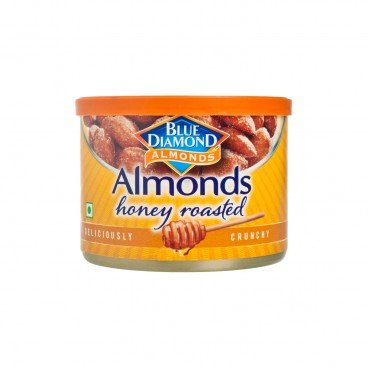BLUE DIAMOND Honey Roasted Almonds 150G