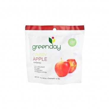 GREENDAY Crispy Apple 12G