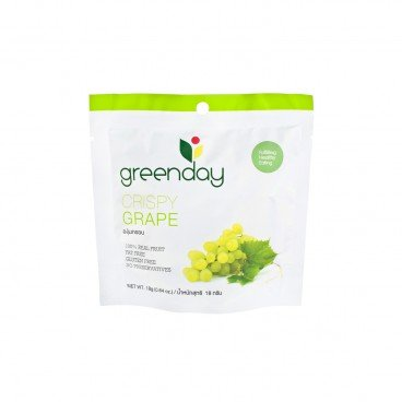 GREENDAY Crispy Grape 18G