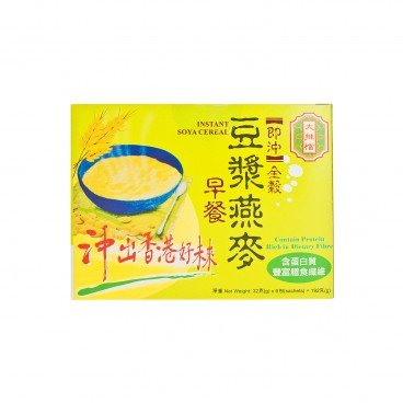 DAI PAI DONG Instant Soya Cereal 6'S