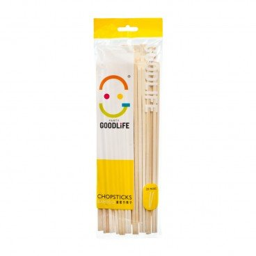 GOODLIFE Bamboo Chopsticks 20'S