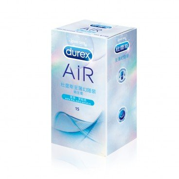 DUREX Air Condom 15'S