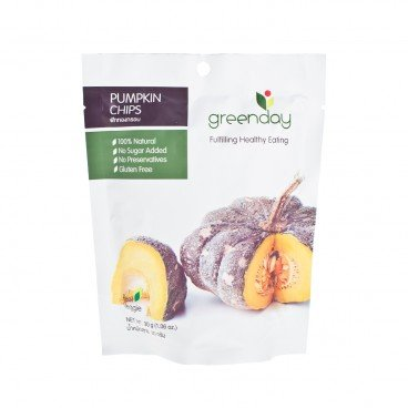 GREENDAY - Pumpkin Chips - 30G