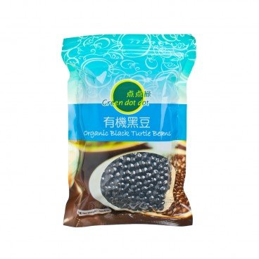GREEN DOT DOT Organic Black Turtle Beans 500G