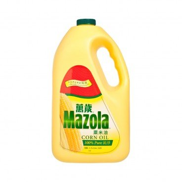 MAZOLA - Corn Oil - 3.5L