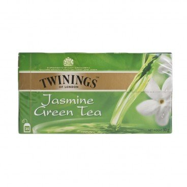 TWININGS Jasmine Green Tea 25'S
