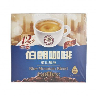 BLUE MOUNTAIN STYLE COFFEE 3 IN 1