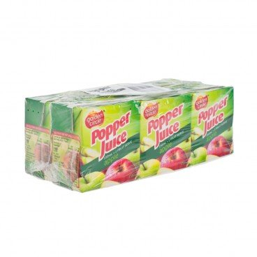 POPPER - Apple Juice Mini Pack - 150MLX6