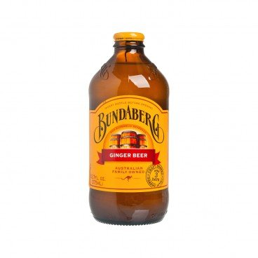 BUNDABERG - Ginger Beer - 375ML
