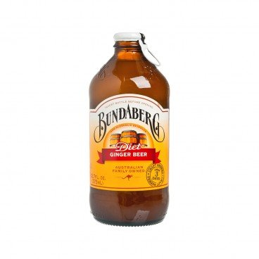BUNDABERG - Diet Ginger Beer - 375ML