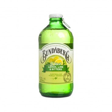 BUNDABERG Diet Lemon Lime Bitter 375ML